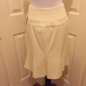 APOSTROPHE Tulip Stretch Skirt